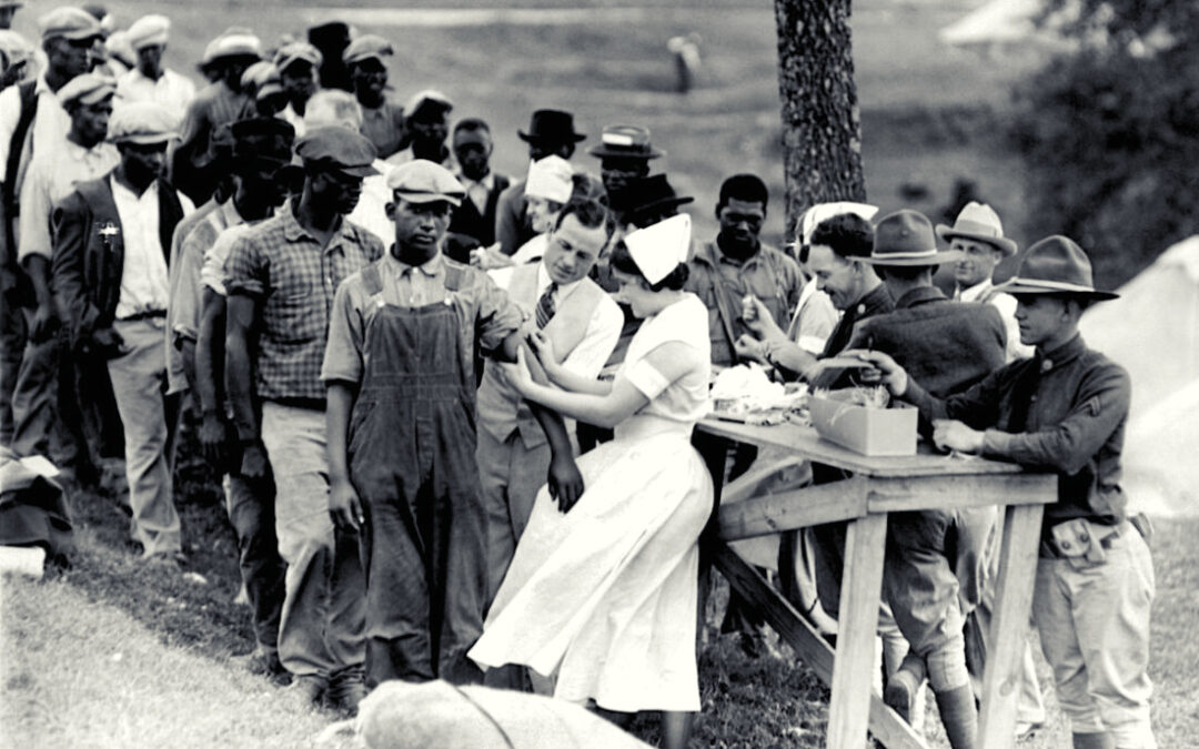 The Costs of the Tuskegee Experiment on Vaccine Engagement